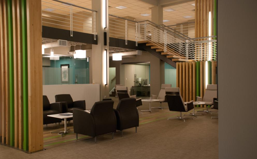 Linville Team Partners Lobby