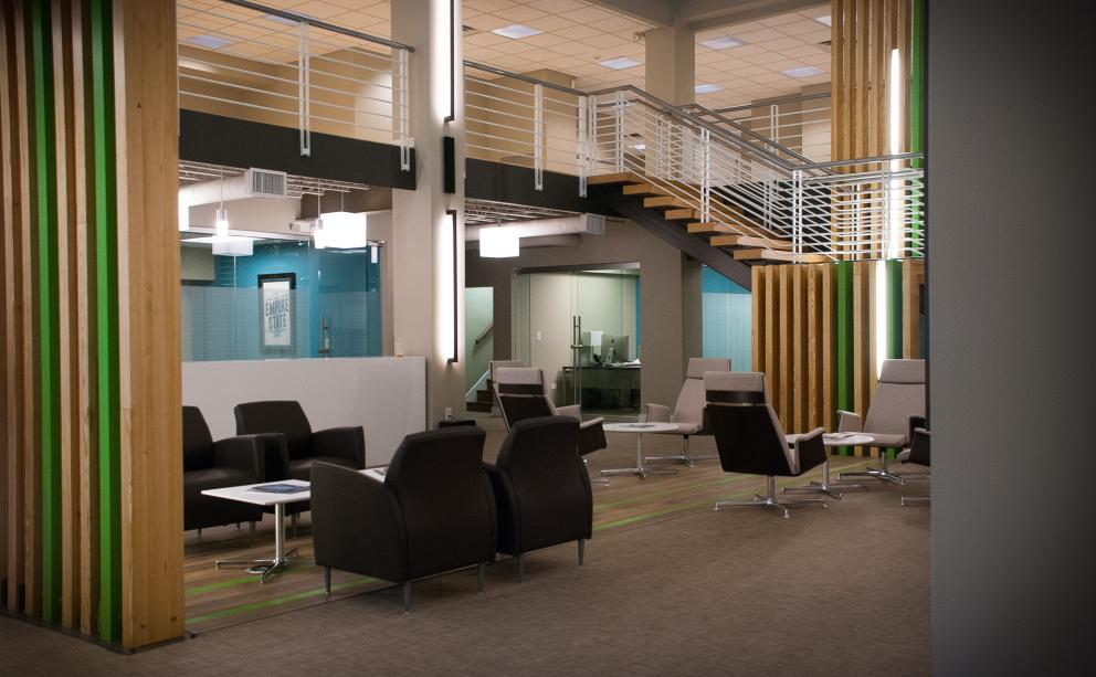 Linville Team Partners Lobby 3
