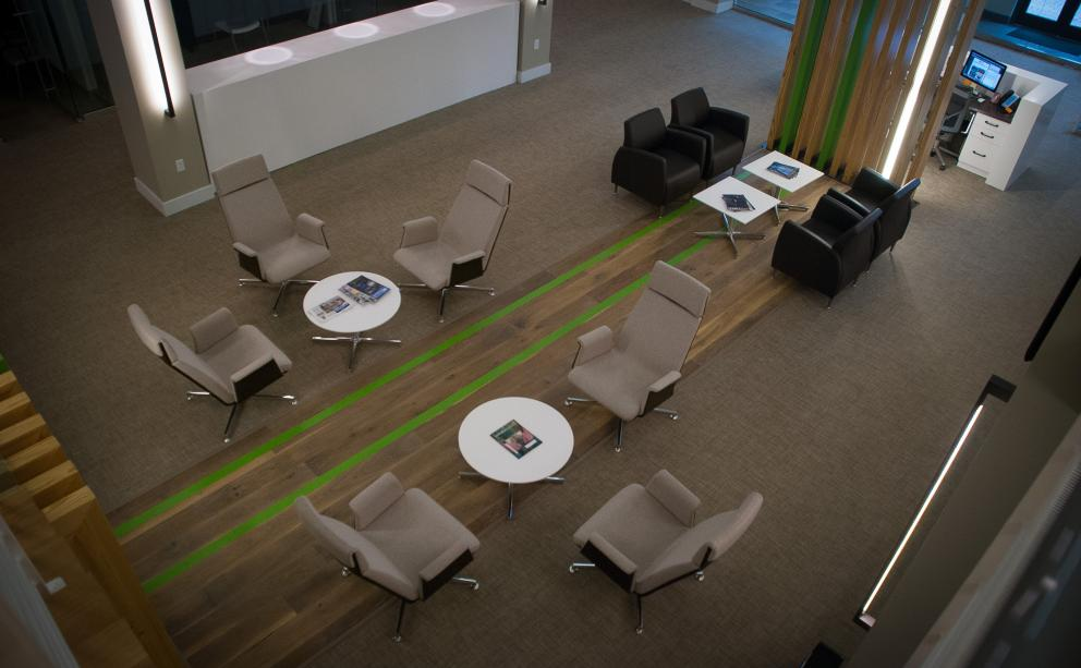Linville Team Partners Lobby 2