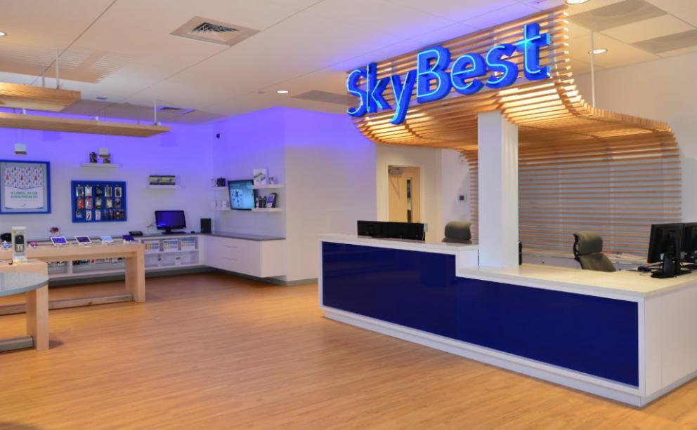 Skyline | Skybest Reception