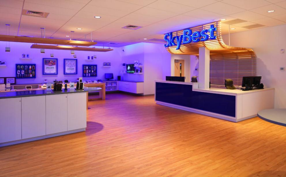 Skyline | Skybest Showroom/Reception