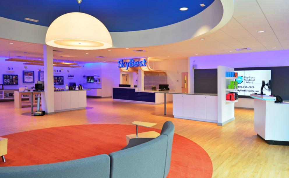 Skyline | Skybest Showroom/Reception/Lobby