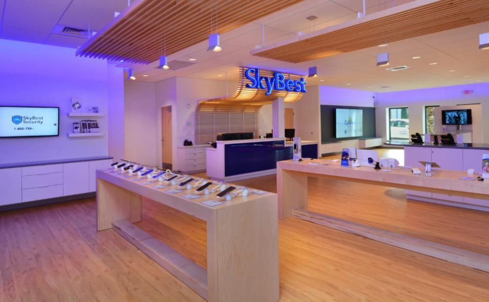 Skyline | Skybest Showroom/Reception 2