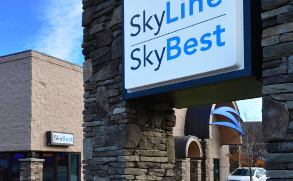 Skyline | Skybest Sign